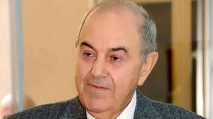 علاوي يطالب بتحقيق جنائي عن الأموال التي سرقت في ظل حكومات التحالف الشيعي