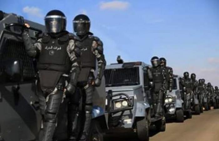 القضاء على المجموعة الارهابية في الكرك