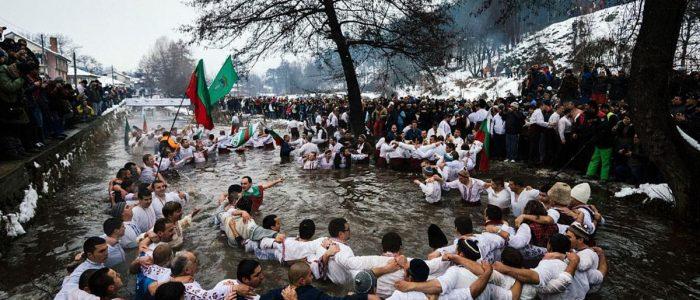 بلغاريا وعيد الغطاس