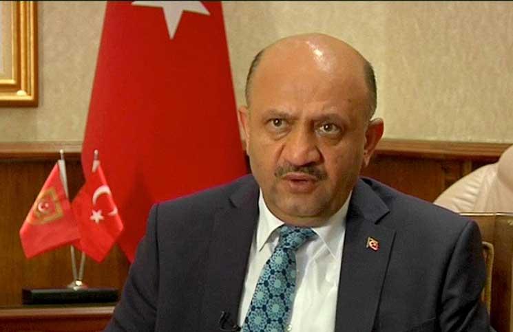 """إشيق:تركيا تحترم السيادة العراقية ووجود قواتنا في بعشيقة ضرورة """"أمنية""""!"""