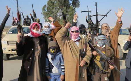 حشد الانبار:تأخر عمليات تحرير المناطق الغربية لمحافظة الانبار سياسية