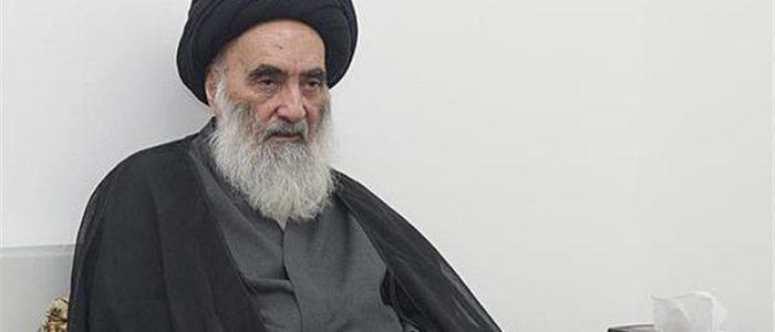 """السيستاني يتألم على""""وفاة""""رفسنجاني ولم يتألم على مئات الألوف من شهداء ضحايا الفساد والفشل الحكومي"""