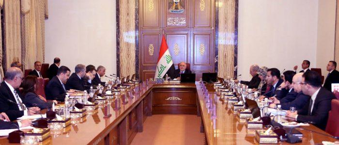 مجلس الوزراء يصوت على تعديل قانوني وزارة الكهرباء وجهاز المخابرات