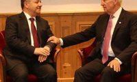 بايدن والبرزاني يؤكدان على تعزيز التعاون بين واشنطن واربيل