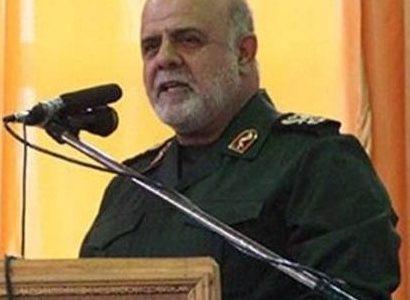 لإحكام السيطرة المطلقة على العراق..العميد (ايرج مسجدي) سفيرا جديدا  في العراق!