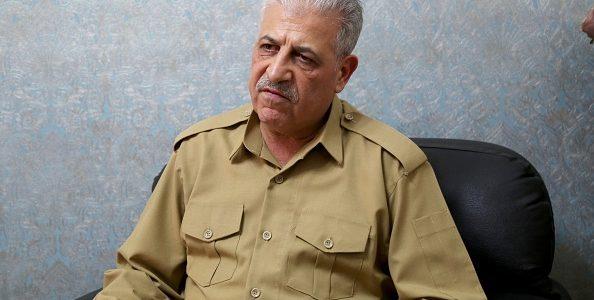 """الجنائية المركزية:انضمام """"حشد النجيفي"""" إلى الحشد الشعبي لا يؤثر على مذكرة القبض الصادرة بحقه"""