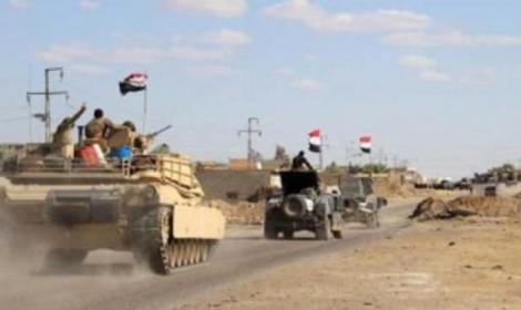 الإعلام الحربي:القوات العراقية وصلت الى ضفة نهر دجلة وسط الموصل