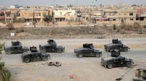 عمليات نينوى:تحرير حي المالية في الساحل الأيسر لمدينة الموصل