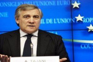 تاجاني رئيسا جديدا للاتحاد الأوربي