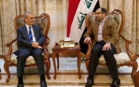 الجبوري وكريم يؤكدان على ضرورة تحرير الحويجة من سيطرة داعش