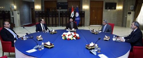 الهيأة القيادية للتحالف الشيعي:الأغلبية السياسية الشيعية من أولوياتنا الأولى