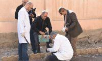 ما حقيقة (الإشعاع المسرطن) في منطقة كسرة وعطش شرقي بغداد؟