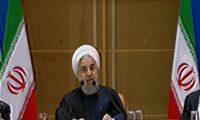 روحاني:الانتفاضة الفلسطينية مستمرة بوجود المقاومة الإسلامية الإيرانية!!