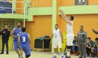 خسارة الناصرية في دوري السلة الممتاز