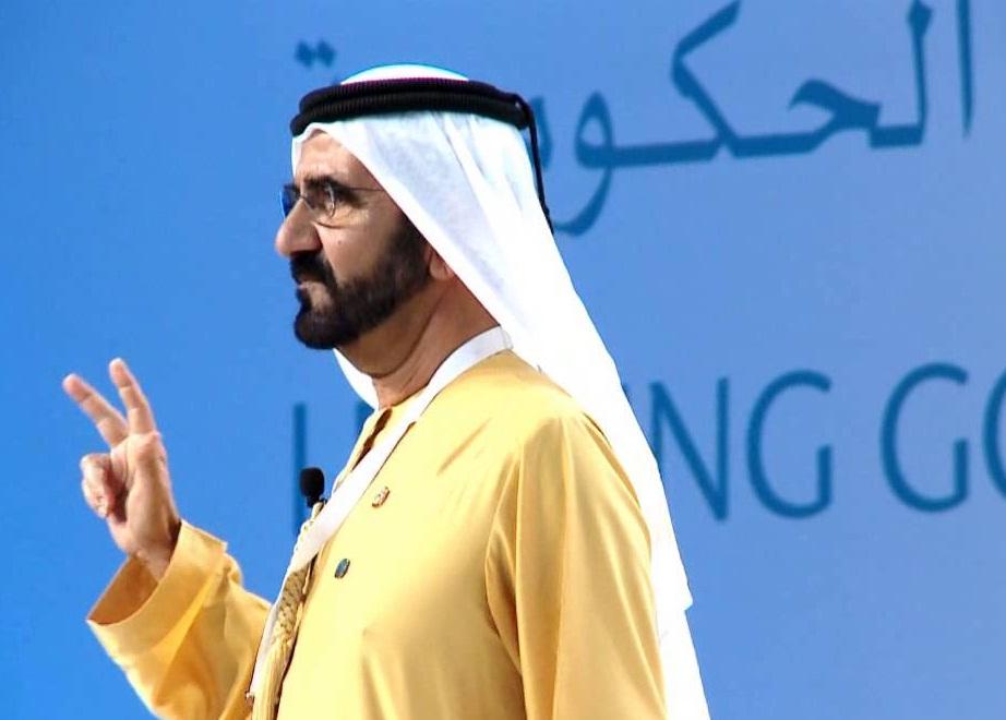 دولة الإمارات العربية تطلق مشروع المريخ 2117