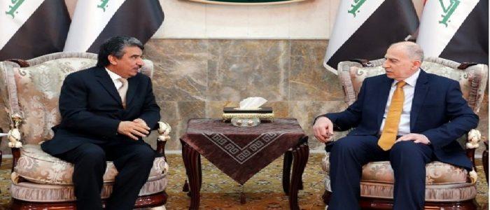 """النجيفي:الذين يطالبون بعراقية قناة خور عبدالله """"خونة""""!!"""