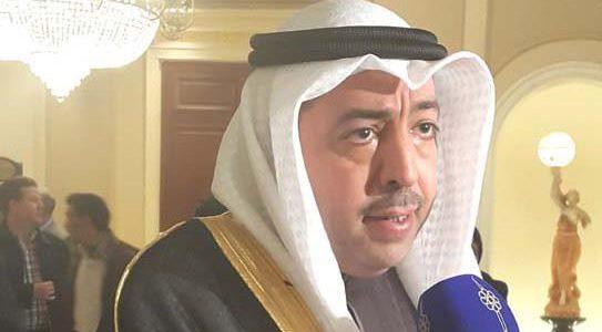 العذبي:تشكيل لجنة بين العراق والكويت لتنظيم حقول النفط المشتركة