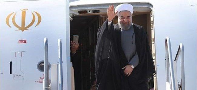 غدا..روحاني في الكويت وعُمان للتوسط لدى الإدارة الأمريكية!