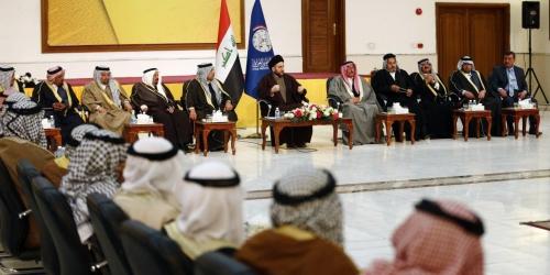 """الحكيم لبعض شيوخ الموصل:لاتنتخبوا الشخصيات التي """"تبحث عن مصالحها"""""""