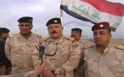 قائد القوات البرية:تنقل مشروط لأهالي أيسر الموصل