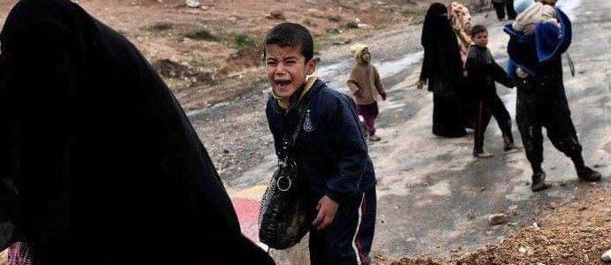 وزارة الهجرة: 152 ألف نازح من أيمن الموصل