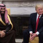 ترامب ومحمد بن سلمان يؤكدان على خطورة المشروع الإيراني التوسعي في المنطقة