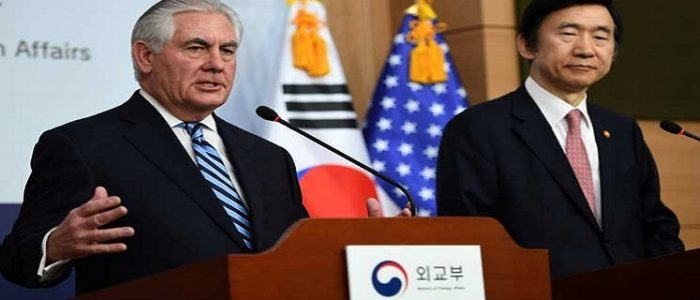 تيلرسون:كوريا الشمالية أكثر الدول عزلةً في العالم