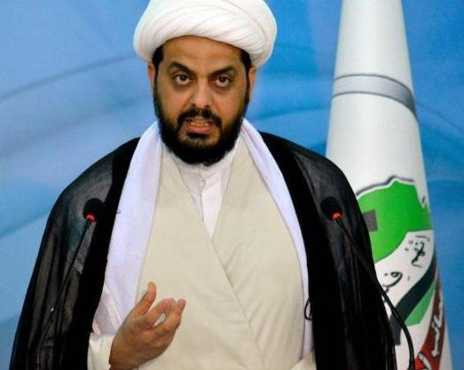 """خُزَعْبِلَات الخزعلي..تحالف القوى هم """"دار الندوة"""" والحشد الشعبي يُمثل سيف الإمام عليّ!!"""