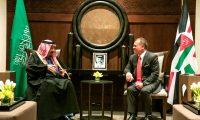 جلالة الملك عبدالله وخادم الحرمين الشريفين يؤكدان على أهمية توحيد الصف العربي