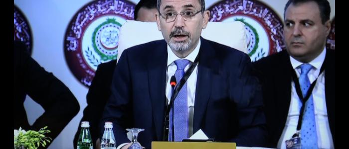 الصفدي:الأردن يدعم تحقيق المصالحة الوطنية في العراق