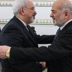 """الجعفري وشقيقه ظريف """"يتفقان"""" على ترسيم الحدود بين العراق وإيران!"""