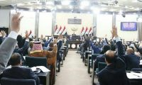 البرلمان يصوت على إقالة مفوضية الانتخابات