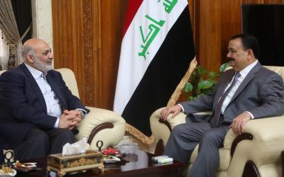 وزارتي الدفاع العراقية والإيرانية تؤكدان على أهمية الدفاع المشترك بين البلدين