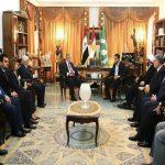 الطالباني يتسلم مشروع التيار الصدري الإصلاحي