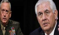 ماتيس وتليرسون:القوات الأمريكية لن تغادر العراق ما بعد داعش