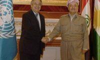 استقلال كردستان بين إصرار البارزاني ونصائح العبادي والرفض الإقليمي
