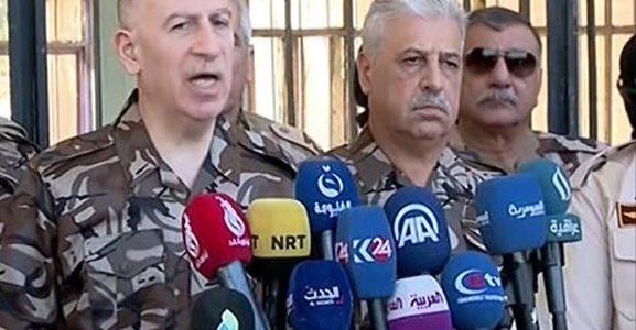 النجيفي:حرس نينوى سيتولى مسؤولية الملف الأمني في الموصل بعد تحريرها بالكامل