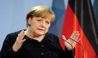 ميركل تدعو إلى دمج اللاجئين في المجتمع الالماني