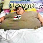اليوم..إيمان عبد العاطي تصل أبو ظبي للعلاج