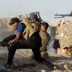 اشتباكات مسلحة غربي الانبار