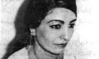"""صوت الراحلة """"زهور حسين"""" ضمن احتفالية دائرة الفنون الموسيقية"""