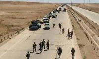 القوات العراقية تفرض سيطرتها على الطريق الدولي بين العراق والأردن