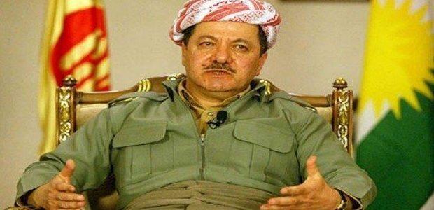 برزاني:كركوك كردستانية وقرار الانفصال عن العراق قريباً