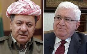 معصوم والبرزاني في عمان لبحث التنسيق بشأن مؤتمر القمة العربية الأمريكية