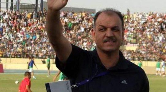 حمد يعلن انتهاء مهمته مع فريق الوحدات الأردني