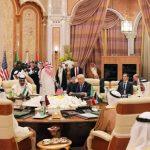 اختتام القمة الخليجية الأمريكية بدون الكشف عن النتائج