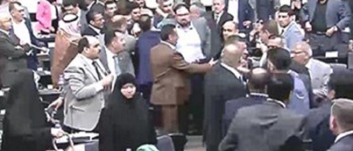 حوار بين نائب سني وشيعي!
