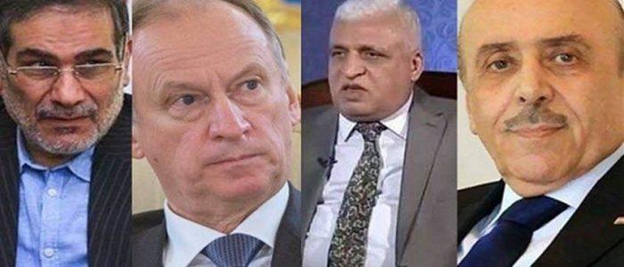 """التحالف الرباعي يؤكد على التصدي """"للتهديد العربي الإسلامي بقيادة السعودية""""!"""
