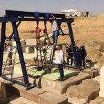 الآثار المصرية:اكتشاف غرفة دفن يعود تاريخها إلى 3700 عام