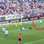 برشلونة يطالب بالتحقيق في اللقطة المثيرة للجدل بمباراة ريال مدريد